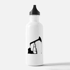 Oil Rig Water Bottle