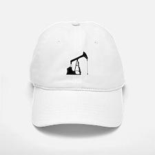 Oil Rig Baseball Baseball Cap