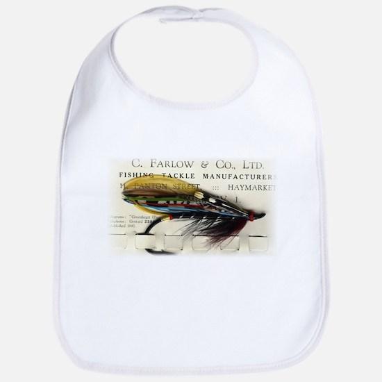 Farlow Salmon on Card Bib