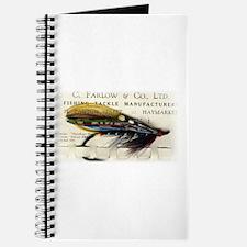 Farlow Salmon on Card Journal