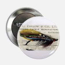 """Farlow Salmon on Card 2.25"""" Button (10 pack)"""