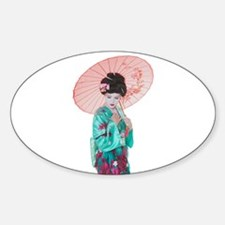 GEISHA Decal