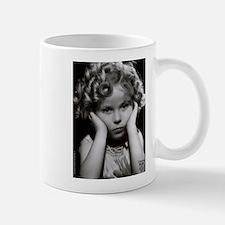 Shirley Temple Pout Mug