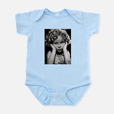 Shirley Temple Pout Infant Bodysuit