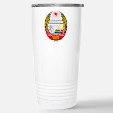 DPRK (North Korea) Embl Travel Mug