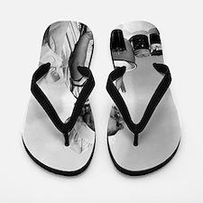 Shirley Temple Baking Flip Flops