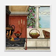 Summer Siesta Tile Coaster