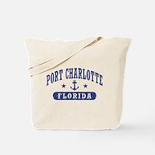 Port Charlotte FL Tote Bag