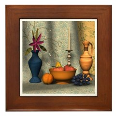 Welcome Home Framed Tile