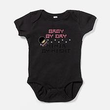 Funny Ninja Baby Bodysuit