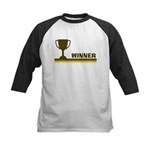Retro Winner Kids Baseball Jersey