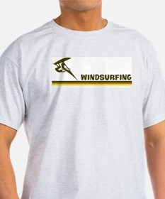 Retro Windsurfing T-Shirt