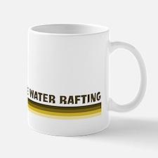 Retro White Water Rafting Mug