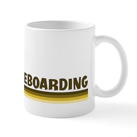 Retro Wakeboarding Mug