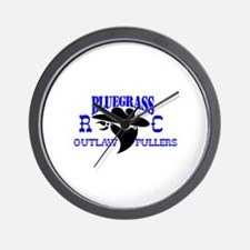 Funny Truck and tractor pulling Wall Clock