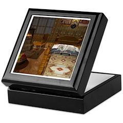 Grandma's Feathered Bed Keepsake Box