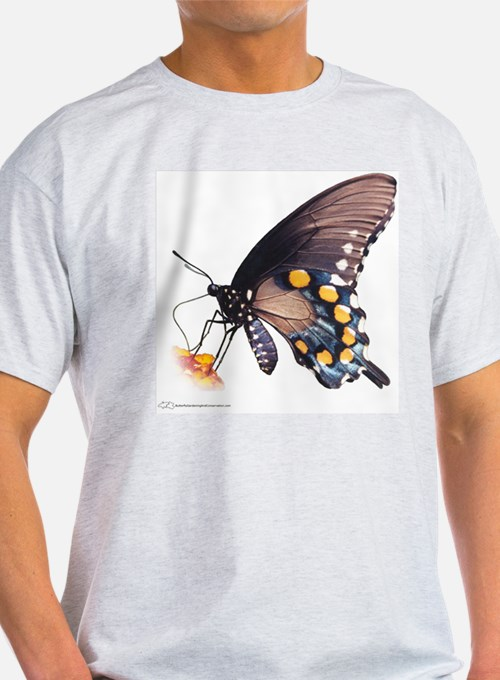 """Big Pipevine Swallowtail"" T-Shirt"