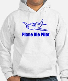 Funny Airplane Pilot Hoodie