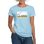 Retro Rowing Women's Light T-Shirt