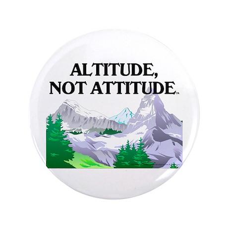 "Altitude Not Attitude 3.5"" Button (100 pack)"
