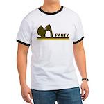 Retro Party Ringer T