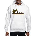 Retro Party Hooded Sweatshirt
