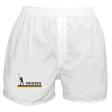 Retro Painter Boxer Shorts