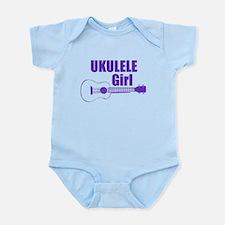 Girls Ukulele Body Suit