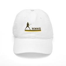 Retro Mens Tennis Baseball Cap