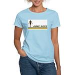 Retro Jump Rope Women's Light T-Shirt