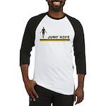 Retro Jump Rope Baseball Jersey