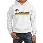 Retro Jump Rope Hooded Sweatshirt