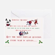 Crazy Christmas Cards Greeting Cards (Pk of 10)