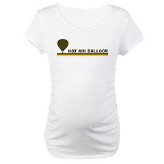 Retro Hot Air Balloon Shirt