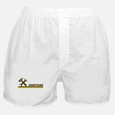 Retro Handyman Boxer Shorts
