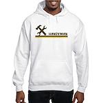 Retro Handyman Hooded Sweatshirt
