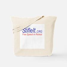 StifleIt Tote Bag