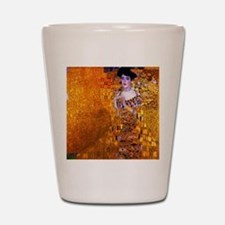 Klimt: Adele Bloch-Bauer I. Shot Glass