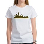 Retro Fish Women's T-Shirt