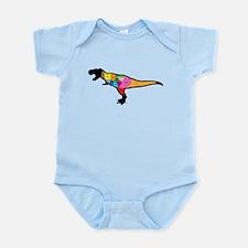 T-Rex Hates The Butcher Infant Bodysuit