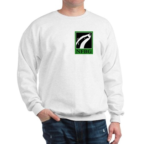 NFBG Badger Logo Sweatshirt