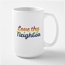 Neighbor Love Mugs