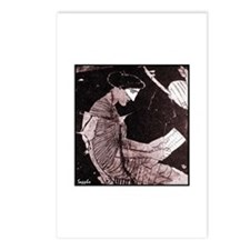 Sappho Postcards (Package of 8)