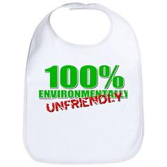100% Environmentally Unfriend Bib