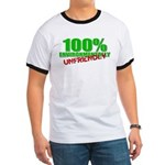 100% Environmentally Unfriend Ringer T