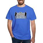 Two Women Short Dark T-Shirt