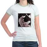 Sappho Jr. Ringer T-Shirt