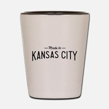 Made in Kansas City Shot Glass