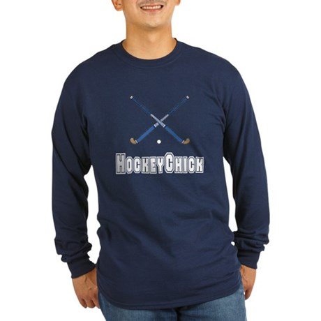 SportChick's SkiChick Days Long Sleeve Dark T-Shir