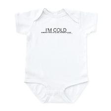 I'm Cold/Global Warming Infant Bodysuit